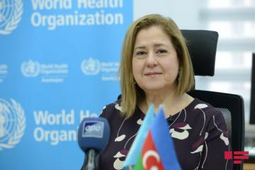 "Hande Harmanci: ""Maternal and infant mortality rate is high in Azerbaijan"""