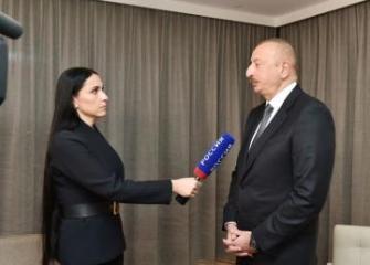 President Ilham Aliyev believes extending OPEC+ deal advisable