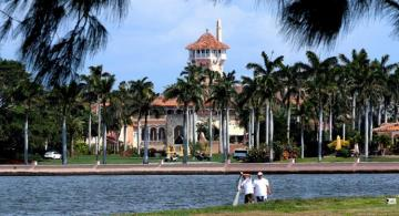 Shots fired, two Arrested after SUV breaches security at Trump's Florida residence