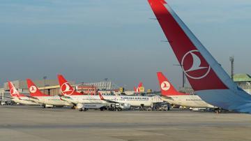 Turkish Airlines приостанавливает полеты в Китай