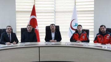 """Turkish Minister: """"7 Azerbaijanis to be airlift from Wuhan after medical checks"""""""