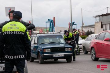 Baku Police: More than 65 thousand traffic participants brought to responsibility during special quarantine regime