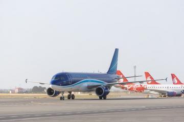 AZAL выполнит дополнительный специальный рейс в Стамбул