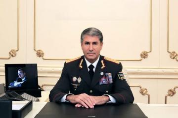 Вилаят Эйвазов: За последние годы обезврежено более 21 тыс. преступных групп, задержаны более 55 тыс. разыскиваемых лиц