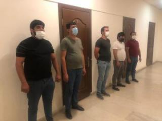 В Баку выявлено кафе, нарушавшее правила карантинного режима, 5 человек оштрафованы