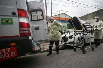 В Бразилии число заболевших коронавирусом превысило 1,5 миллиона