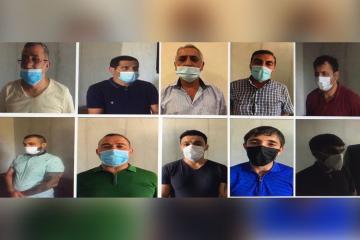 ГУПБ оштрафовало участников похорон криминального авторитета