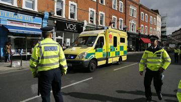 В Лондоне при разгоне незаконной вечеринки пострадали 11 полицейских