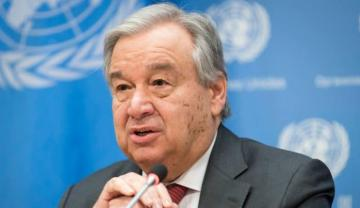 "UN Secretary-General: ""At best, vaccine will be found in 9 months, while at worst virus will spread again"""