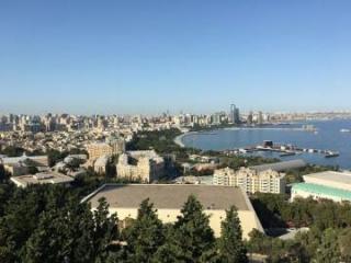 Резкий запах в Баку предположительно исходит от озера Беюк-Шор - [color=red]ОБНОВЛЕНО[/color]