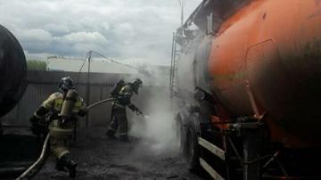 В Колумбии при взрыве бензовоза погибли семь человек