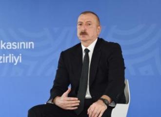 Президент Ильхам Алиев: Азербайджан сегодня находится на вершине международной политики