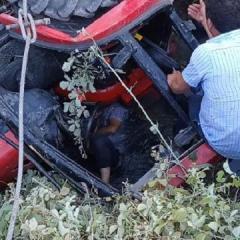 Bərdədə traktor kanala aşıb, sürücüsü ölüb - [color=red]FOTO[/color]