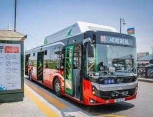 Ekspress xətlər üzrə avtobusların iş qrafiki dəyişdirilib