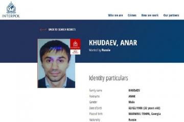 Russia put Azerbaijani accused of committing murder on international wanted list