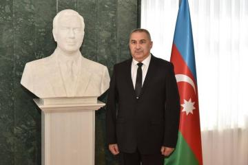 New Deputy appointed to Azerbaijan's Minister of Defense Industry