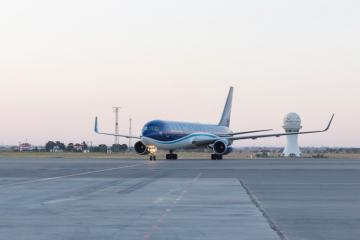 AZAL выполнил чартерный рейс из Дубая  - [color=red]ФОТО[/color]