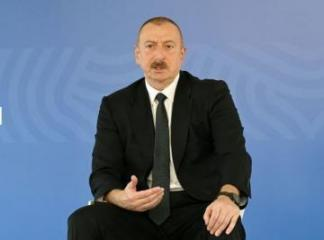 "Azerbaijani President: ""The disgraceful incident that happened at a famous hotel is unacceptable"""