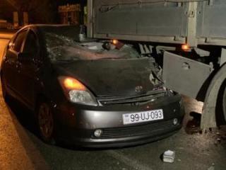 Неисправность светофора стала причиной ДТП в Баку, ранены 3 женщины - [color=red]ФОТО[/color] - [color=red]ВИДЕО[/color]