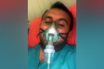 Директор больницы Нефтяников: Лечение реаниматолога Эльнура Абдуллы, инфицированного COVID-19, находится под контролем государства