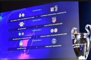Стал известен календарь «Финала восьми» Лиги чемпионов