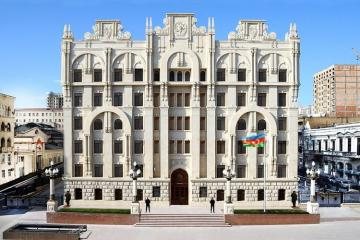 Azerbaijan's MIA given authority to apply fine for violation of rules of halting and stopping of vehicles in Baku