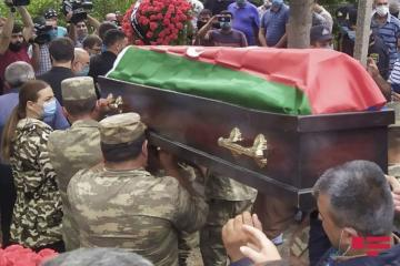 Martyred Azerbaijani serviceman buried in Tovuz region - [color=red]PHOTO[/color] - [color=red]UPDATED[/color]