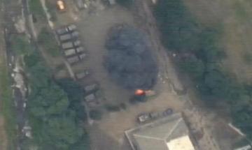 MN: Düşmənin bir neçə hərbi obyekti və texnikası darmadağın edilib - [color=red]VİDEO[/color]