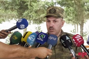 Azerbaijan's MoD: Enemy as always hides its losses