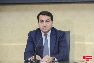 Хикмет Гаджиев: В то время, когда весь мир борется с пандемией, Армения совершила провокацию против Азербайджана