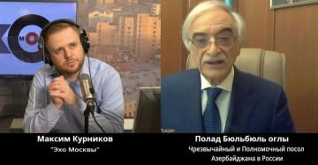 Полад Бюльбюльоглу: Глобальная задача Армении - создать по периметру России очаг, который беспокоил бы Москву