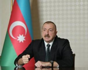 """Azərbaycan Prezidenti: """"Bir daha bütün dünya, Türkiyə və Azərbaycan xalqları gördü ki, biz əsl qardaşıq"""""""