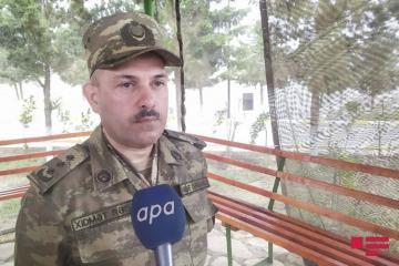 МО: ВС Армении начали обстрел населенных пунктов Товузского района и позиций ВС Азербайджана
