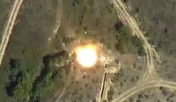 Уничтожен еще один военный объект Вооруженных сил Армении - [color=red]ВИДЕО[/color]