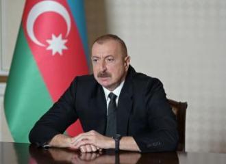Ильхам Алиев: Этот инцидент – не просто пограничное столкновение, это – продолжение захватнической политики Армении