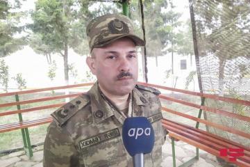 "Vagif Dargahli: ""Azerbaijani tank was not shot"""