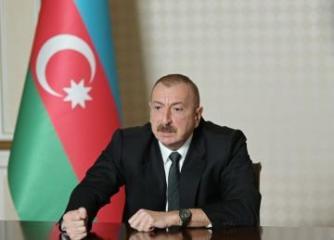 Президент: Уничтожены десятки армянских военнослужащих, полностью разрушена значительная часть их приграничных опорных пунктов