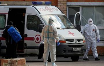 В Москве за последние сутки умерли 13 пациентов с коронавирусом