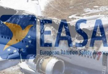 Европейское агентство по авиабезопасности предупредило об опасности полетов над Ираном