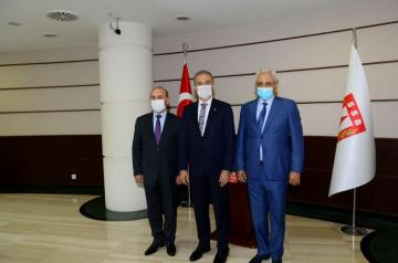 Директор Управления оборонной промышленности Турции: Наши БПЛА, наши ракеты - в распоряжении Азербайджана