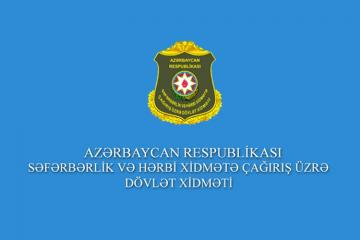 Orduda könüllü xidmət üçün 23500-dən çox vətəndaş müraciət edib - [color=red]Dövlət Xidməti[/color]
