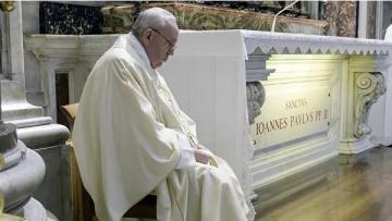 Roma Papası Azərbaycan və Ermənistana çağırış edib
