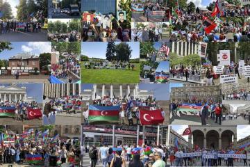 Госкомитет по работе с диаспорой обратился к проживающим за рубежом азербайджанцам