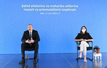 """Dövlət başçısı: """"Müsəlman məscidlərini dağıdan Ermənistanla hansı əlaqələr ola bilər?"""""""