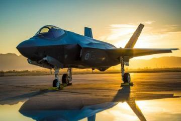 """Türkiyə üçün hazırlanan """"F-35""""-ləri ABŞ Hərbi Hava Qüvvələri alacaq"""