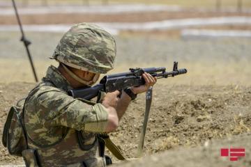 Подразделения вооруженных сил Армении нарушили режим прекращения огня 47 раз