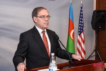 Посол США в Азербайджане вызван в МИД