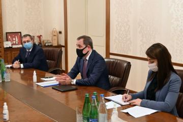 Министр не исключил новых провокаций армян против дипломатических представительств Азербайджана