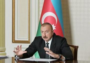 Президент Азербайджана раскритиковал ряд структур за нарушения в водном хозяйстве