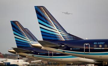 Специальные авиарейсы из Баку в Стамбул, Берлин и Лондон будут осуществляться до конца октября